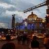 メキシコシティーの夜景