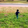 1人大泣きの3歳児健診