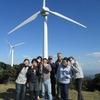 〈とも〉青山高原すっごい風!