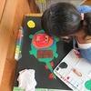 3年生:図工 大好きな物語 完成へ
