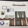 空間にジャストフィット!オーダー造り付け家具。