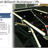 Unity 5 Ball Pool (Billiard) Multiplayer ( Photon PUN, WebGL ), AI Template 本格ビリヤードのテンプレート