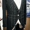モーニングコートの仮縫い