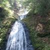 自然を巡る(阿寺の七滝 百間滝)