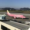 名古屋視察ですが伊勢神宮へ(FDA342便/JA03FJ)
