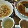 中華レストラン バーミヤン久しぶりにきたなぁ