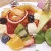 果実園リーベル(池袋店)でお腹いっぱい美味しい果物を食べるという幸せ