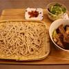 鐘閣で日本のお蕎麦@나미시부키