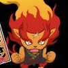 メラメライオンの転生  妖怪ウォッチぷにぷに 転生妖怪イラストコンテストに出場 その8