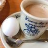 リセットとコーヒーと