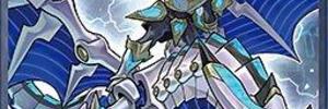 【嵐竜の聖騎士 (ナイト・オブ・ストームドラゴン)】効果考察@まい。サイバース儀式2枚目が登場!?嵐竜のドラゴンが来るのかも!?