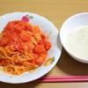 トマトのスパゲティ