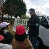 4年生 オオムラサキの越冬幼虫観察(12月12日)