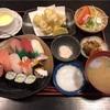 かほく市高松「りょう門」でリーズナブルな寿司ランチ