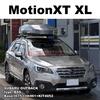 ルーフボックス取付事例 | MotionXT XXL スバルアウトバック