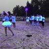 Foam glow run in Vancouver