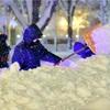 新千歳、連夜の足止め…札幌は積雪96センチ