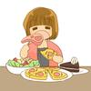 いくら食べても太らない体の秘密を探る!私たちと何が違うの?