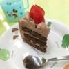 お誕生会のケーキ
