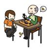 食事の自力摂取に「真っすぐ座る」ことが大切な理由