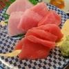 昨日は寿司