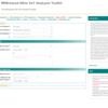 機能的エンリッチメント解析のためのウェブツール WebGestalt