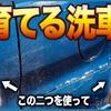 【シリコン洗車✖︎シリコンシャンプー】1ヶ月育てる洗車をしたらツヤと弾きがパワーアップした!