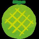 緑のメロン