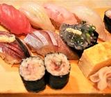 小田原駅そば 天史朗鮨でランチ◎おすすめ寿司メニュー地魚握り・場所