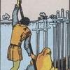 タロットカード:小アルカナ ソードの6
