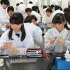 【高1】サイエンスコース 実験教室を行いました