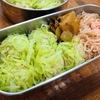 【1食86円】糖質オフ!キャベツ焼売弁当レシピ~レンジで超簡単に作れて安上がり~