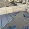 新潟市西蒲区 屋根葺替え③ ガルバリウム鋼板のタテヒラ葺き 屋根外壁リフォームの新潟外装