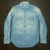 BLUE BLUE Denim Western Shirts