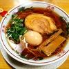 【今週のラーメン661】 金久右衛門 梅田店 (大阪・梅新東) 紅醤油らーめん(細麺) +煮玉子
