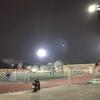11月21日 ついに仕事の後のサッカーに参加!!やっぱりスポーツはいいね!