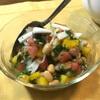 オフ会・皇居ラン(ちょっぴり)・豆を食べる