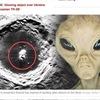 【宇宙人】月面でまたも超巨大エイリアンが発見される! 推定2万5千メートル… 専門家「100%地球外生命体がいる証拠」