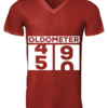 Amazing Oldometer 50th Birthday shirt
