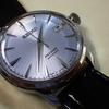 【迷ってるならコレ買っとこ!】コスパ最強のビジネス腕時計セイコープレザージュ・SARY075購入レポート