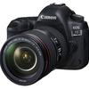 キヤノン 4K動画対応のEOS 5D Mark IVを正式発表