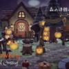 【あつ森ハロウィン】かぼちゃがいっぱい!森の洋館へ向かう道