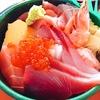 銚子5終 うまうま最強海鮮丼とつけ麺とみ田
