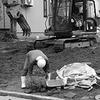 サヨナラ我が家! 家の解体作業が終わりを迎える・・・