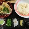 純愛うどん なでしこ 天ぷらぶっかけを食べた