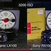 <続>ソニーのRX100 M3と比較して、パナソニック LX100は買いか