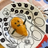【ハッピーハロウィン】 簡単スイートパンプキンを作りました。