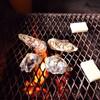 長崎市内から1時間ほどの牡蠣小屋へ,牡蠣食う牡蠣ドライブ