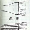 日本画の筆