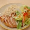 鶏胸肉のタンドリーチキン